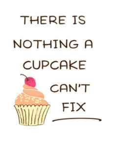 Mental Health Makeover - There is Nothing a Cupcake Can't Fix